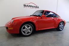 1997 993 carrera s