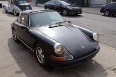 1968 912 soft window targa 1