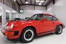 1987 911 carrera 3 2 coupe
