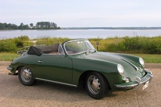 1965 356c cabriolet