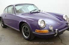 1972 porsche 911e sunroof coupe