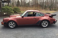 1976 porsche turbo carrera