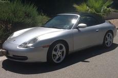 1999 911 cabriolet