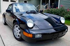 1991 911 carrera c2 cabriolet