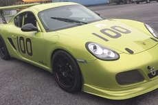 2012 cayman r gtb1 race car