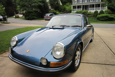 1973 911t coupe w cis
