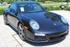 2012 911 black edition