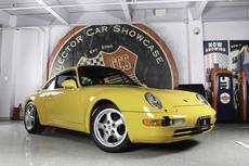 1996 911 carrera coupe