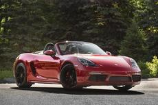 2017 718 boxster s roadster