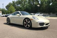 2014 911 2dr cpe 50th anniversary edition
