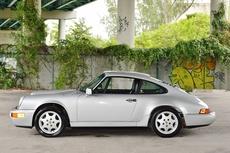 1990 porsche 911 coupe c4 awd 964 3 6