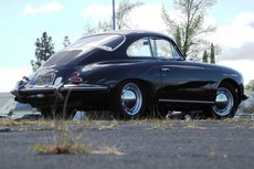 1962 porsche 356 b coupe from 2nd owner 46k miles