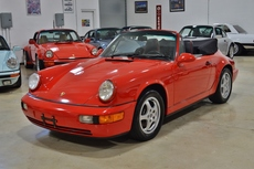 1993 porsche 911 cabriolet 964 5 speed 3 6l