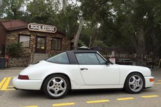 1991 porsche 964 carrera 2 targa 5 spd low miles