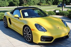 2015 boxster gts