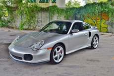 2002 porsche 911 turbo awd 3 6l coupe only 10k miles