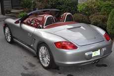 2008 boxster rs 60 spyder