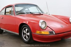 1969 911e karmann sunroof coupe