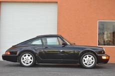 1990 porsche 911 coupe 964 carerra c4 awd