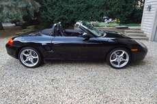 2001 boxster