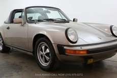 1983 911sc targa