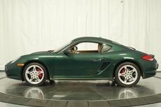 2011 cayman 2dr cpe s