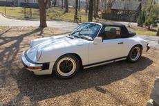 1985 911 3 2 carrera cabriolet
