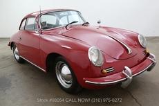 1962 356b notchback by karmann