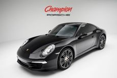 2016 porsche 911 carrera black edition 1