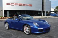 2009 911 2dr cabriolet carrera s