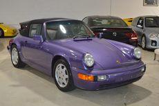 1991 porsche 911 all original violet blue mettalic only 22k miles 5 speed mint condition 1