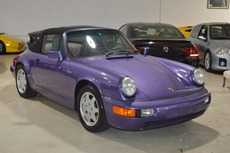 1991 porsche 911 all original violet blue mettalic only 22k miles 5 speed mint condition