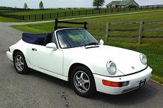 1992 911 carrera 2 cabriolet