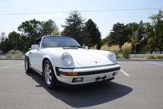 1987 911 carrera 3 2 cabriolet