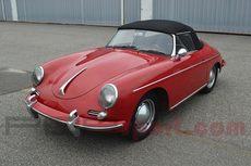 1960 356b drauz roadster 1