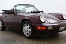 1991 964 cabriolet 1
