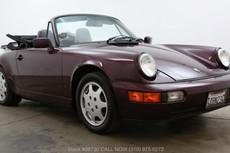 1991 964 cabriolet