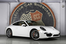2012 carrera s coupe