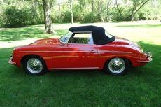 1961 356 b dleteren roadster