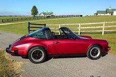 1989 911 carrera targa