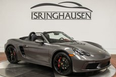 2017 boxster 718 s