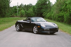 2007 boxster s