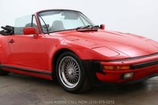 1984 carrera cabriolet slantnose conversion 1