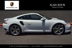 2016 911 turbo s
