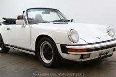 1987 carrera cabriolet 1