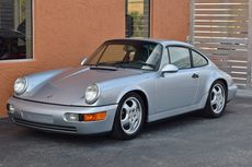 1993 porsche 911 carrera 2 coupe 1