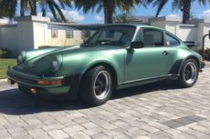 1978 turbo 911 rare color 1