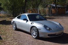 1999 996 carrera coupe 1