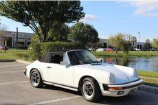1989 911 cabriolet