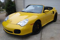 2005 911 turbo s cabriolet